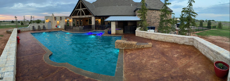 Swimming Pool Contractor OKC