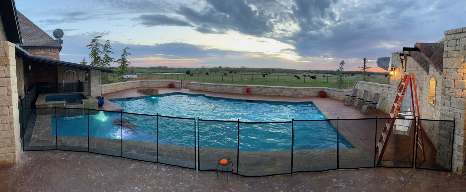 Swimming Pool Contractor Okla City
