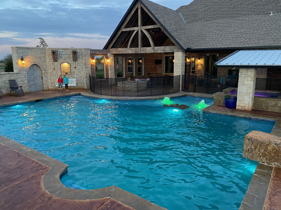 Swimming Pool Contractor OKC